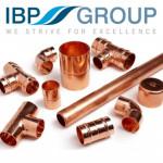 Фитинги для медных труб IBP