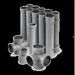 Канализационные трубы Sinikon