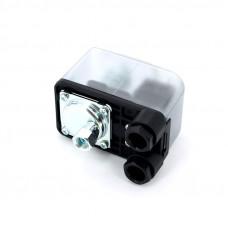 """Реле давления UNI-FITT PM 5 с накидной гайкой 1/4"""", 1-5 бар, в прозрачном корпусе с градуированной шкалой"""