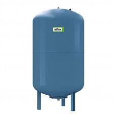 Гидроаккумулятор синий Refix DE для водоснабжения Reflex 100л