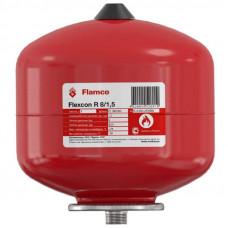 Расширительный бак Flamco 12л красный Flexcon R 12 (1,5 - 6 bar) 16014RU