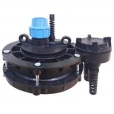 Оголовок скважинный Джилекс ОСП 90-110/25 пластиковый