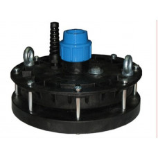 Оголовок скважинный Джилекс ОСП 110-130/25 пластиковый
