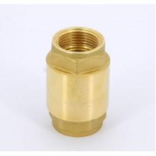 """Клапан обратный пружинный EUROPA с металлическим затвором ITAP 1"""""""