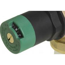 """Фильтр TIM JH-1007Y2 1/2"""" с редуктором давления, латунный"""