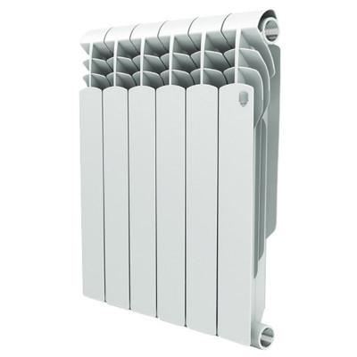 Радиатор биметаллический ROYAL THERMO Vittoria Bimetall 350 4 секции