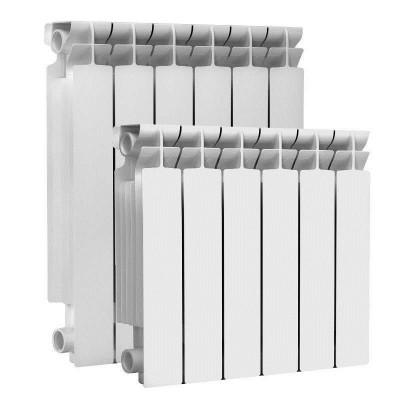 Радиатор алюминиевый TORIDO S 500/100 4 секции
