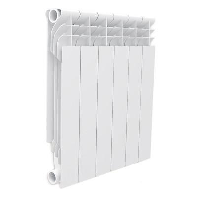 Радиатор алюминиевый TORIDO 500/100 6 секций