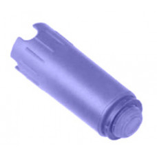 """Заглушка TECE для проверки системы под давлением из пластика, R 1/2"""" синий"""