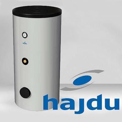 Бойлер Hajdu ID 25 190 л 32 кВт косвенного нагрева с возможностью подключения ТЭНа напольный