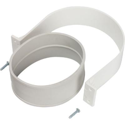 Stout SCA-6010-000001 элемент дымохода комплект для соединения труб внешний Ø100, уплотнение EPDM и хомут в комплекте.