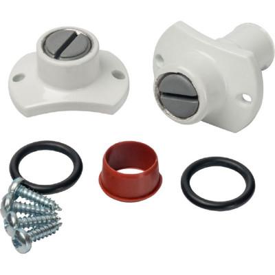 Stout SCA-6010-000111 элемент дымохода комплект инспекционных ниппелей для дымохода и воздуховода