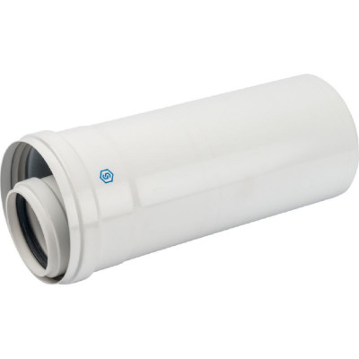 Stout SCA-8610-000250 элемент дымохода конденсац. труба 250 мм Ø60/100 м/п PP-FE
