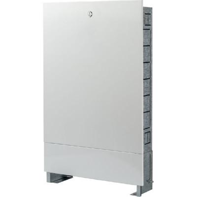 Stout SCC-0002-000013 Шкаф распределительный встроенный 1-3 выхода (ШРВ-0) 670х125х404