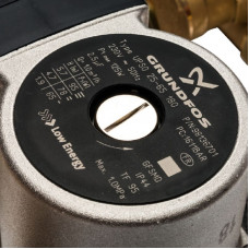 """Stout SDG-0002-002502 Насосная группа с термостатическим смесительным клапаном 1"""" с насосом Grundfos UPSO 25-65"""