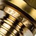 """Stout SFA-0019-001612 Переходник с накидной гайкой 16xG 1/2"""" для труб из сшитого полиэтилена аксиальный"""
