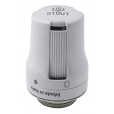 Stout SHT 0002 003015 Головка термостатическая, жидкостная (от + 6°С до + 29°С) M30x1,5