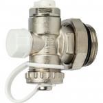Регулируемый концевой фитинг с дренажным вентилем ручной воздухоотводчик Stout