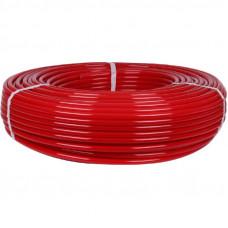 Stout SPX-0002-001620 16х2,0 (бухта 200 метров) Трубы PE-Xa/EVOH из сшитого полиэтилена с антидиффузионным слоем для систем холодного, горячего водоснабжения и напольного отопления, красная