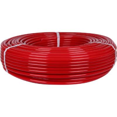 Stout SPX-0002-101620 16х2,0 (бухта 100 метров) Трубы PE-Xa/EVOH из сшитого полиэтилена с антидиффузионным слоем для систем холодного, горячего водоснабжения и напольного отопления, красная
