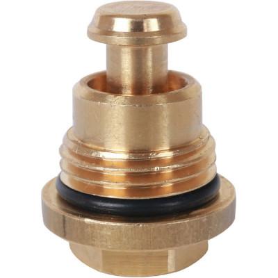 """Stout SSP-0001-000005 Запорно-балансировочный клапан для коллекторов из нержавеющей стали 1/2"""""""