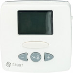 Термостат комнатный электронный WFHT-LCD Stout