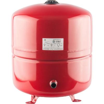 Stout STH-0005-000050 Мембранные расширительные баки для систем отопления с диафрагмой 50 л. (цвет красный)