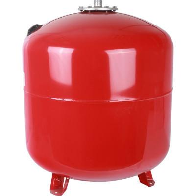 Stout STH-0006-000150 Мембранный расширительный бак с опорными стойками для отопление 150 л. (цвет красный)