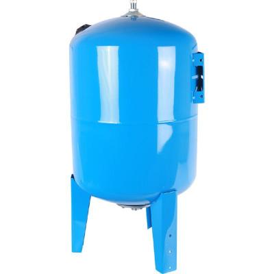 Stout STW-0002-000150 Мембранный расширительный бак (гидроаккумулятор вертикальный) для систем водоснабжения 150 л. (цвет синий)