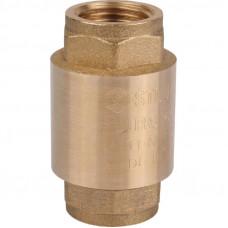 """Stout SVC-0011-000015 Клапан обратный пружинный с металлическим седлом 1/2"""""""