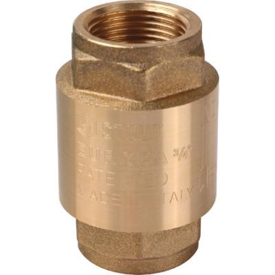 """Stout SVC-0011-000020 Клапан обратный пружинный с металлическим седлом 3/4"""""""