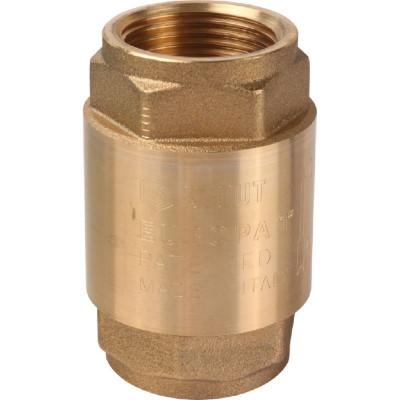 """Stout SVC-0011-000025 Клапан обратный пружинный с металлическим седлом 1"""""""