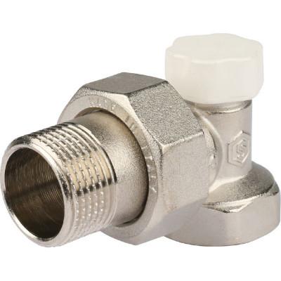 """Stout SVL 1156 000020 Клапан запорно-балансировочный угловой 3/4"""""""