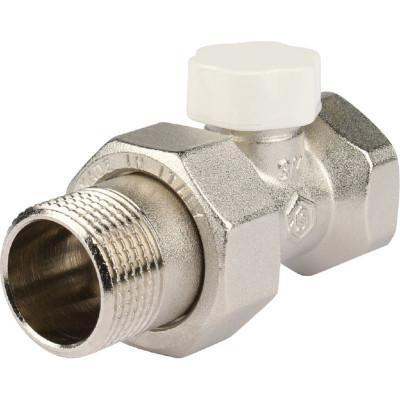 """Stout SVL 1176 000020 Клапан запорно-балансировочный прямой 3/4"""""""