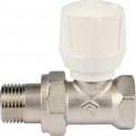 Клапан ручной терморегулирующий прямой Stout