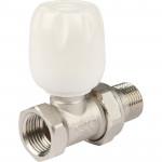 Клапан терморегулирующий с неподъемным шпинделем прямой Stout