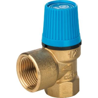 Stout SVS-0003-006015 Предохранительный клапан для систем водоснабжения 6-1/2